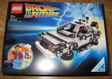 Ideas - 21103 - The DeLorean Time Machine