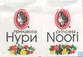 Tea bags and Tea labels - Princess Noori® - Aardbei