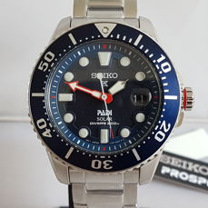 Seiko Padi Solar Prospex Diver special edition – Wristwatch – Mint condition – Never worn – 2017.