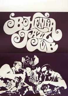 Anonymous - Bohemia Jazz club - ca. 1960