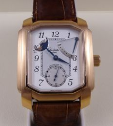 Glashütte Original Senator Karree Moon Phase – Men's watch – 2005