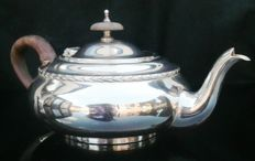 Silver Teapot, Sheffield 1919, Cooper Brothers & Sons Ltd