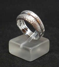 White Gold K18 (750/1000) - Ladies Ring