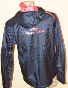 Toro Rosso F1 Raceday  Team and Driver Jacket by Puma / Team Only !