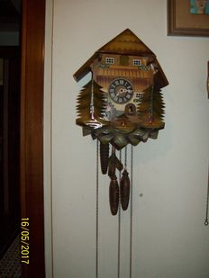 Cuckoo clock from the Black Forest