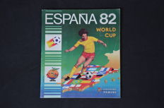 Panini - World Cup of Spain 82 - Complete album.
