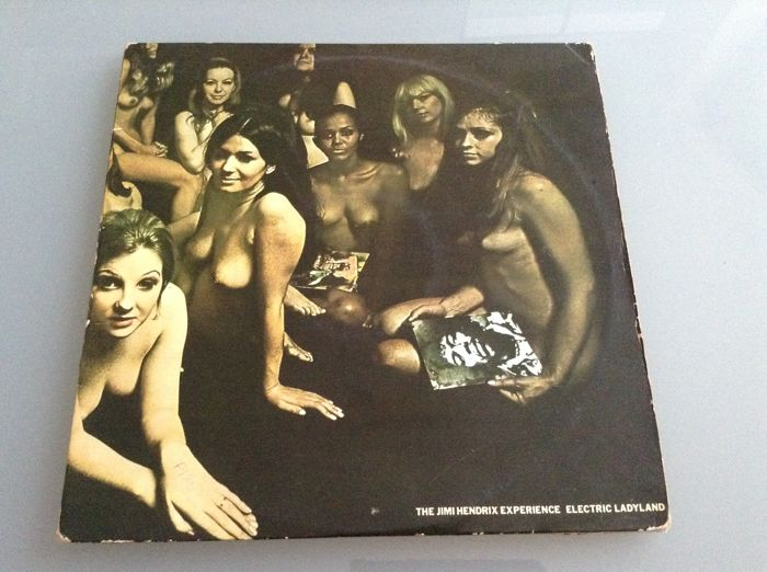 The Jimi Hendrix Experience - 2LP Electric Ladyland - Polydor Spain Reissue.
