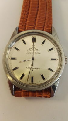 Omega Costellation Chronometer - men's watch from 1966
