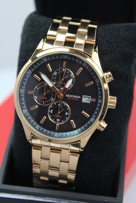 Sekonda Chronograph – Men's Watch – unworn