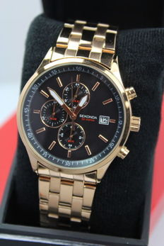 Sekonda Chronograph – Men's Watch – Neq