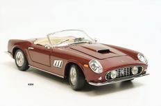 Hot Wheels - Scale 1/18 - Ferrari 250 GT California Spider