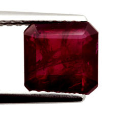 Red ruby – 1.70 ct