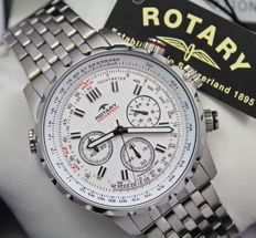 Rotary – Men's Chronograph Watch – unworn