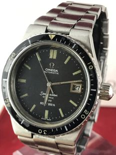 Omega Seamaster Cosmic 2000 60m 1970 men's wristwatch
