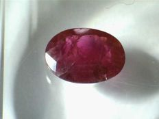 Ruby -  0.97 ct.