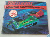 Matchbox Collectors Catalogue 1971