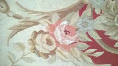 XX century French aubusson 3.11 m x 2.44 m