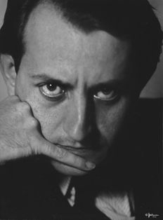 Philippe Halsman - André Malraux - 1934