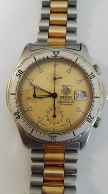TAG Heuer — 2000 automatic Chronograph — Men's — 1990–1999