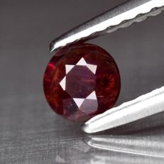 Ruby of 0.46 ct