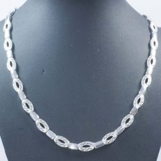 925 silver necklace. Length: 45 cm