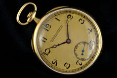 Patek Philippe art deco chronometer ca 1919