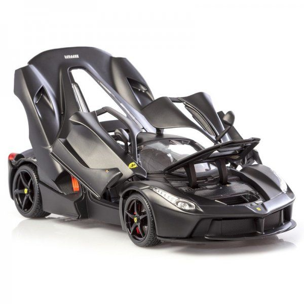"Bburago ""Signature Series"" - Scale 1/18 - Ferrari LaFerrari - Black"