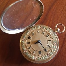 Esquivillon – Men's pocket watch model – Late 19th Century