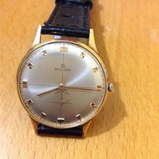 solida watch men's watch 1960s