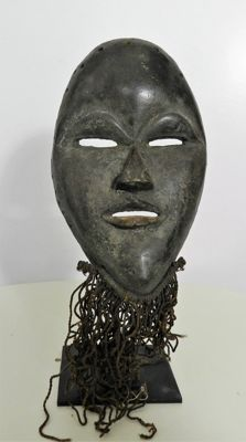 Old mask - DAN - Ivory Coast
