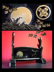 Sword stand Kake - Japan - 1912-1926 (Taisho period)