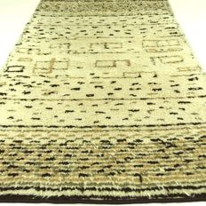 "Berber – 160 x 98 cm – ""Modern oriental carpet – 100% wool – Clean and in wonderful, nearly unused condition"" –"