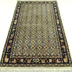 """Lahore, 128 cm x 79 cm, """"modern Persian rug in beautiful condition"""""""