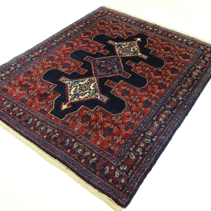 "Senneh – 150 x 118 cm – ""Persian carpet – Clean and in stunning, virtually unused condition"" – With certificate"