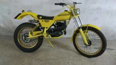 Ossa - Trial 350cc yellow - ca. 1981