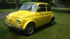 Fiat - 500L Abarth look - 1971