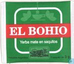 Tea bags and Tea labels - El Bohio - Yerba Mate