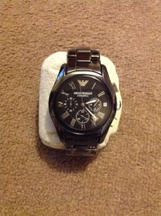 Emporio Armani - Chronograph Men's Wristwatch - AR1400