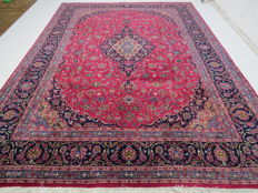 Wonderful beautiful Persian carpet, Kashmar, Iran, 404 x 297 cm, end of the 20th century TOP CONDITION - TOP QUALITY - LIKE NEW