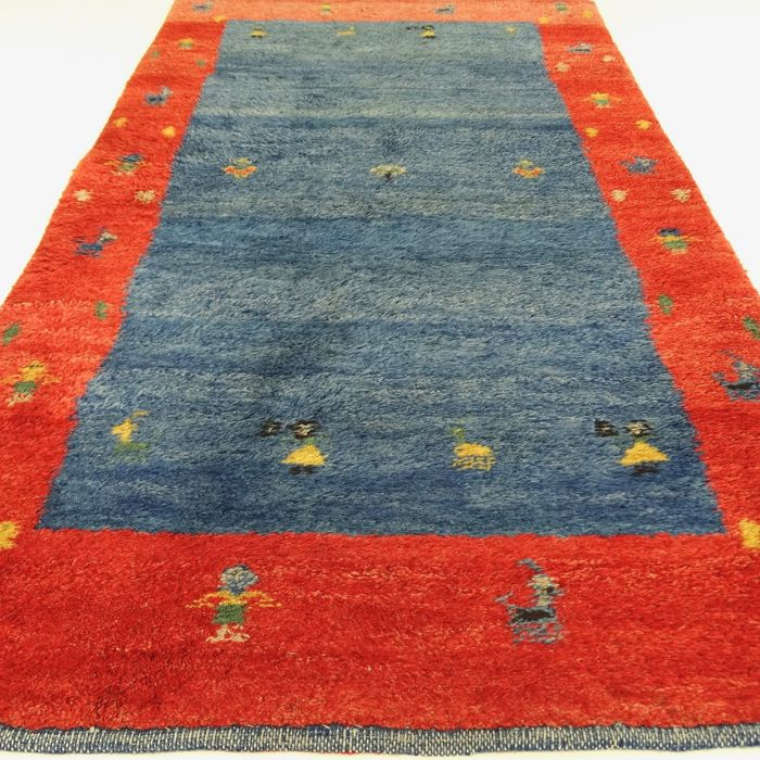"Gabbeh – 164 x 94 cm – ""Modern Persian carpet in beautiful condition"""
