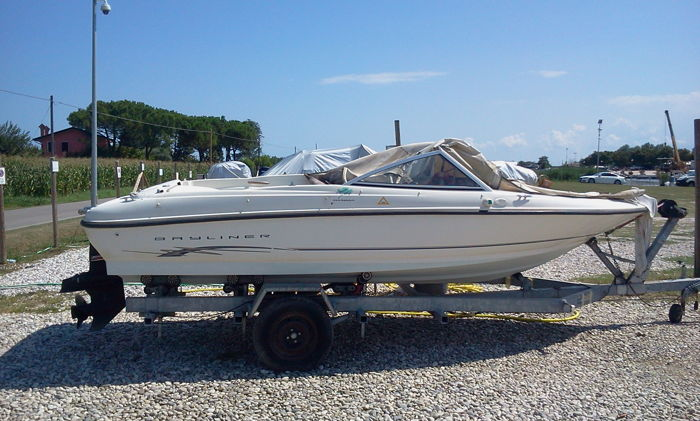Bayliner Capri 175 Mercruiser 135 HP - 2003