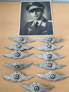 Luftwaffe: Photo and Cockades for caps