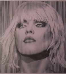 Kguy - Debbie Harry - Parallel Lines (Purple & Black)