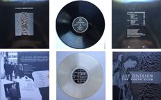 """Joy Division Lot Of Two Collectable LP's  """"The Youth Club""""  &  """"Unknown Pleasures""""  -  Unplayed Vinyl !!"""