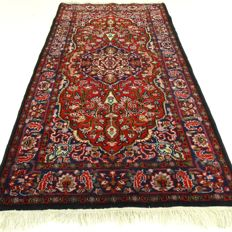 Sarough - 140 x 75 cm -  oriental, richly decorated rug in beautiful condition.
