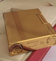 S.T. Gold plated Dupont 1995 Gastby