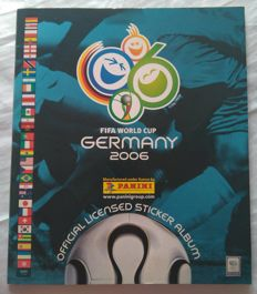 Panini - World Cup Germany 2006 - Complete album.