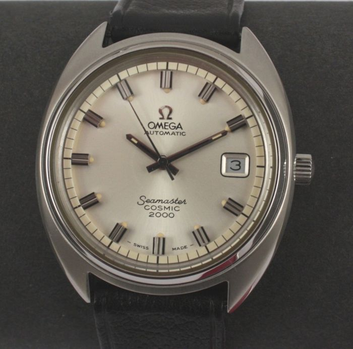Omega - Seamaster Cosmic 2000 - Men's watch