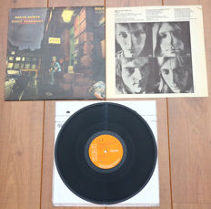 David Bowie- The Rise And Fall Of Ziggy Stardust And The Spiders From Mars lp/ original UK issue (1972!) w. printed inner sleeve