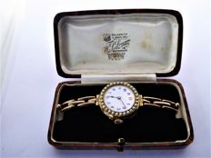 ROLEX. very rare swiss ladies wrist watch circa early 1900s {ref no 153}